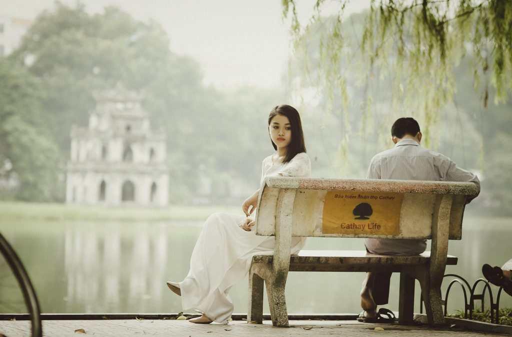 Wie fühlt sich eine Scheidung an?