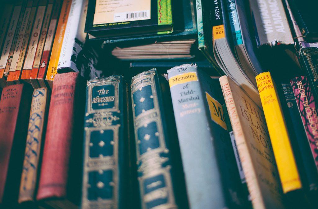 Wohin mit den ganzen Büchern?