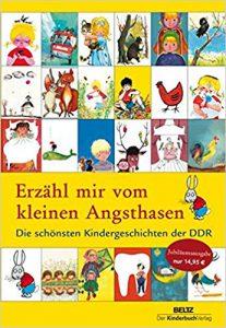 """Buchcover """"Erzähl mir vom kleinen Angsthasen"""""""