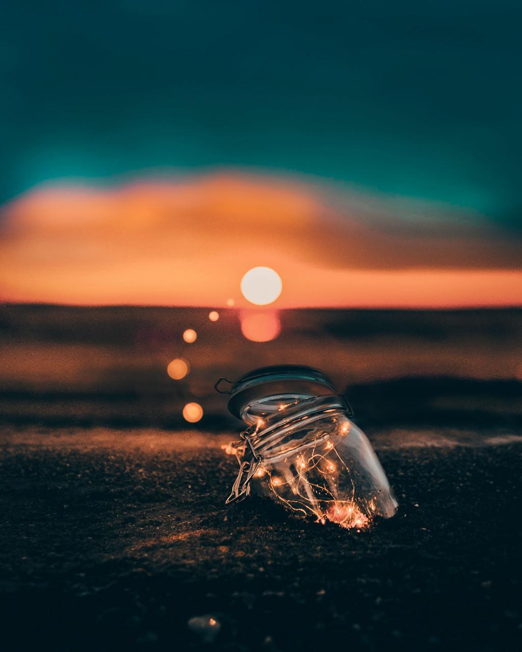 Lichter-Glas