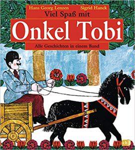 """Buchcover """"Onkel Tobi"""""""