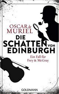 Buchcover zu Oscar de Muriel
