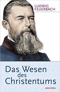 """Buchcover Feuerbachs """"Das Wesen des Christentums"""""""