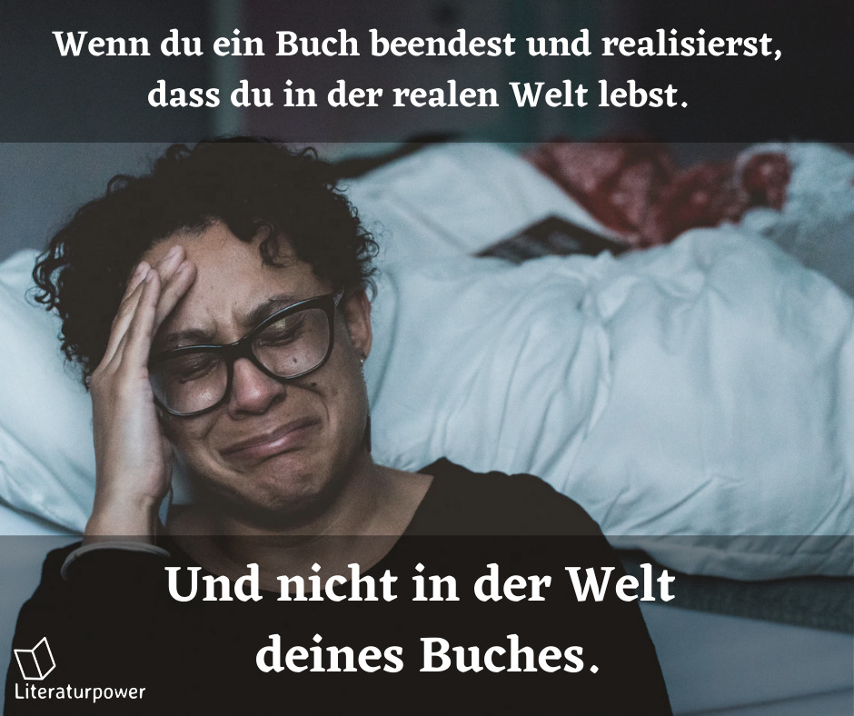 Meme Buchfrust