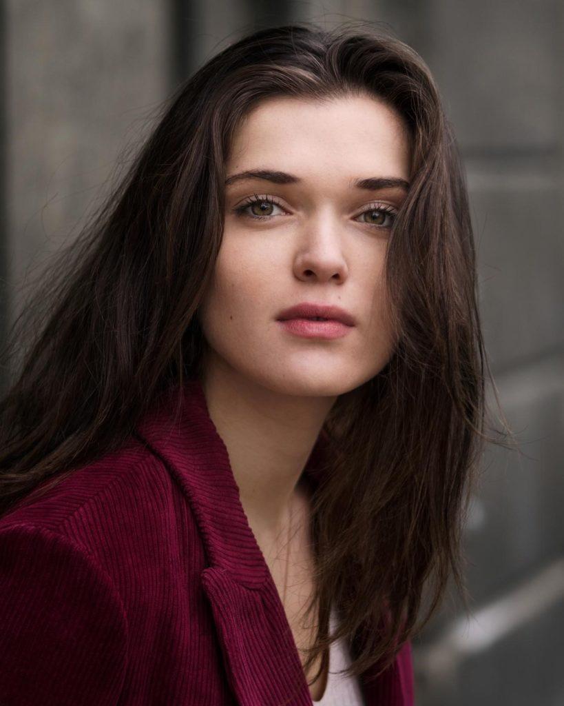 Porträt Caroline Hartig