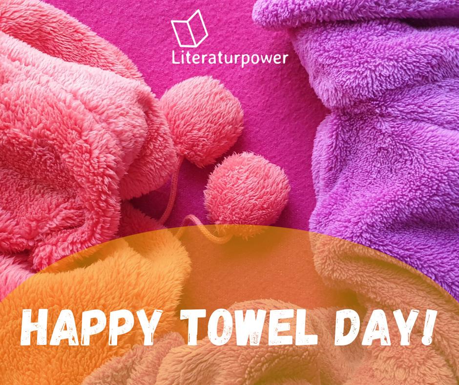 Happy Towelday!