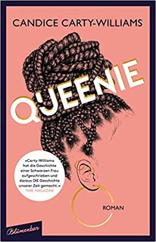 "Buchcover ""Queenie"""