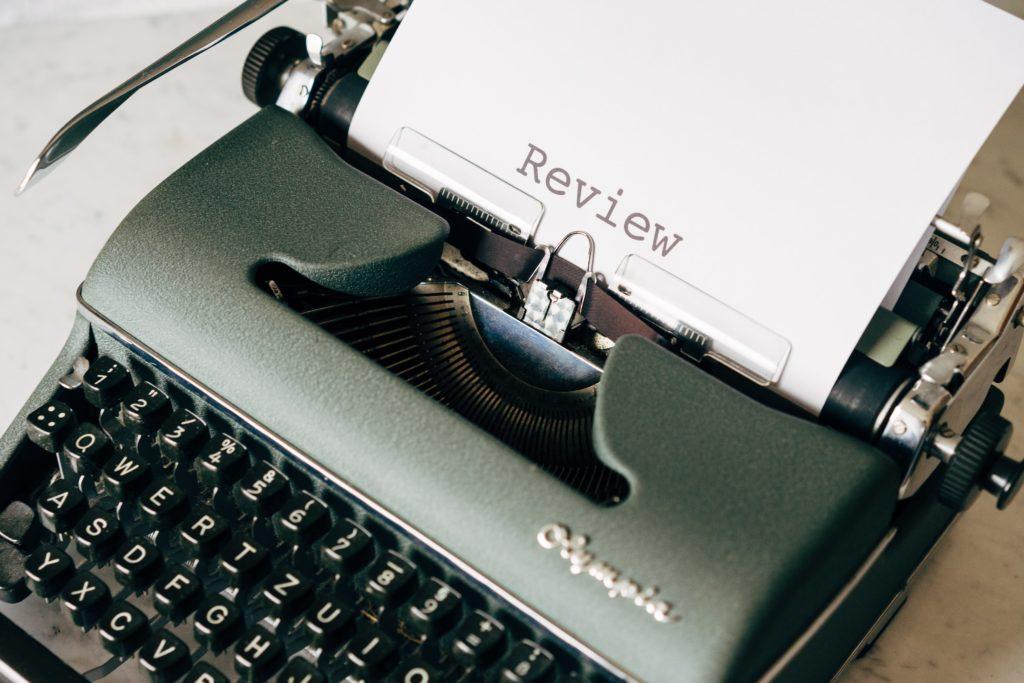 Schreibmaschine für