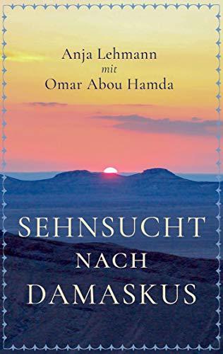 """Buchcover """"Sehnsucht nach Damaskus"""""""