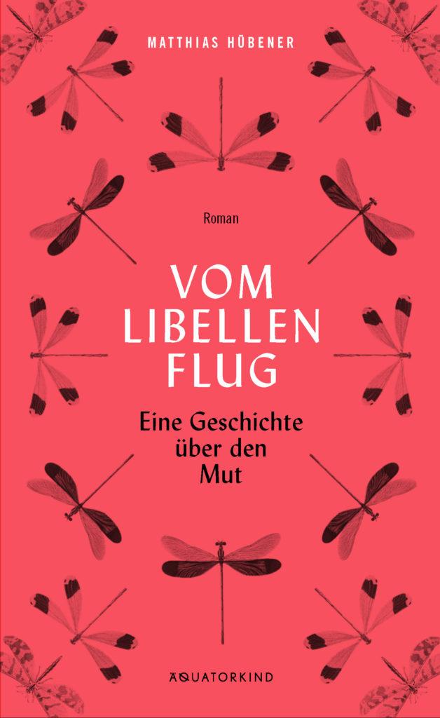 "Cover des Romans ""Vom Libellenflug"""