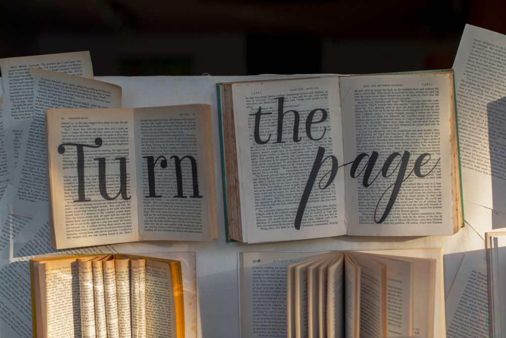 Sustainable Publishing: Turn the page
